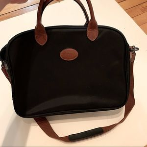 LONGCHAMP le pliage travel bag / laptop work bag